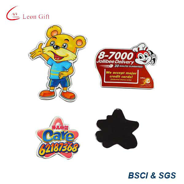 Zinc Alloy Metal Fridge Magnet for Souvenir pictures & photos