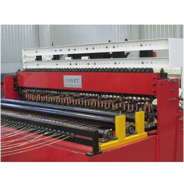 Hot Sale Low Carbon Steel Wire Mesh Welding Machine Manufacture