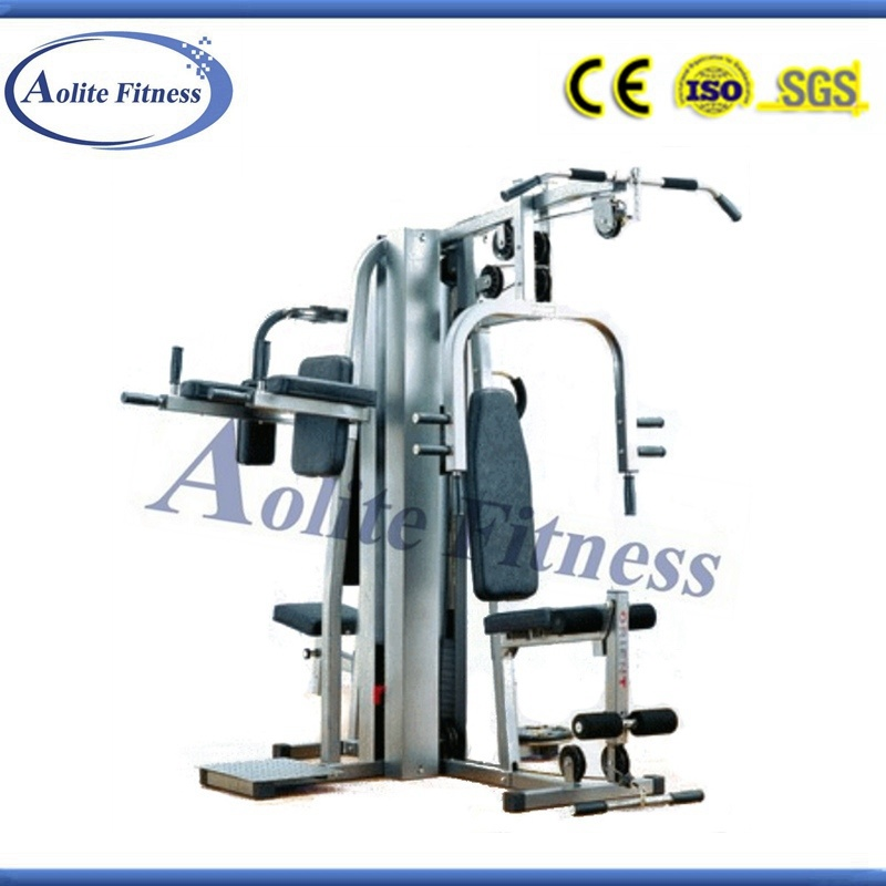 Four Multi-Station Machine Multi Gym / Home Gym Equipment