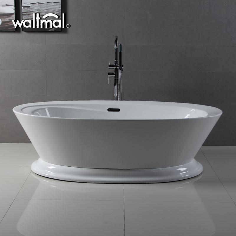 China Pedestal Bathtub Fiber Bathtub Price Photos & Pictures - Made ...