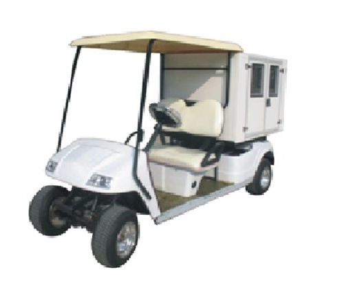 China Electric Vending Car Foods Delivery Car Coffee Cart