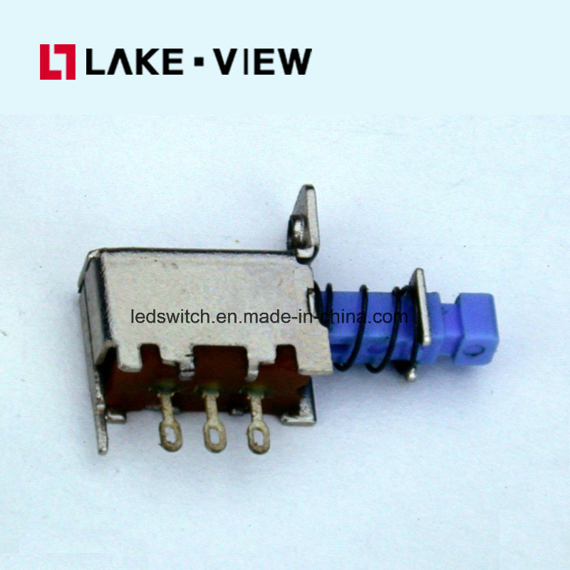 Lead Free Electronical Locked Push Button Switch with Long Life Cycles pictures & photos