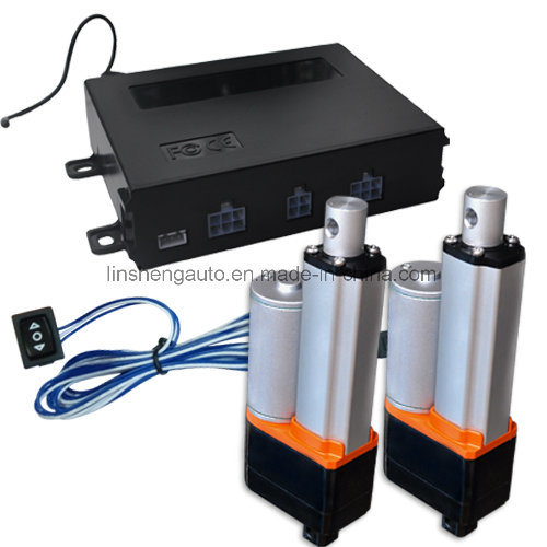 China DC Hall Actuator Remote Control Systems for Two Hall Motor