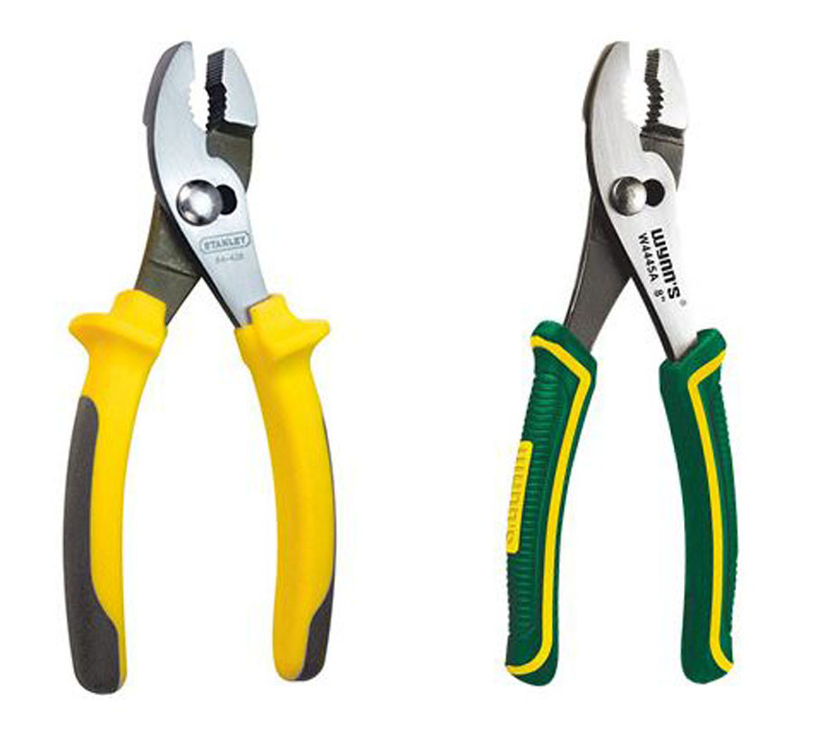 Dipped Handle Slip Joint Plier