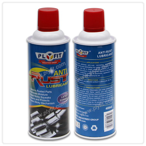 Car Care Anti-Rust Prevent Lubricant Oil Spray