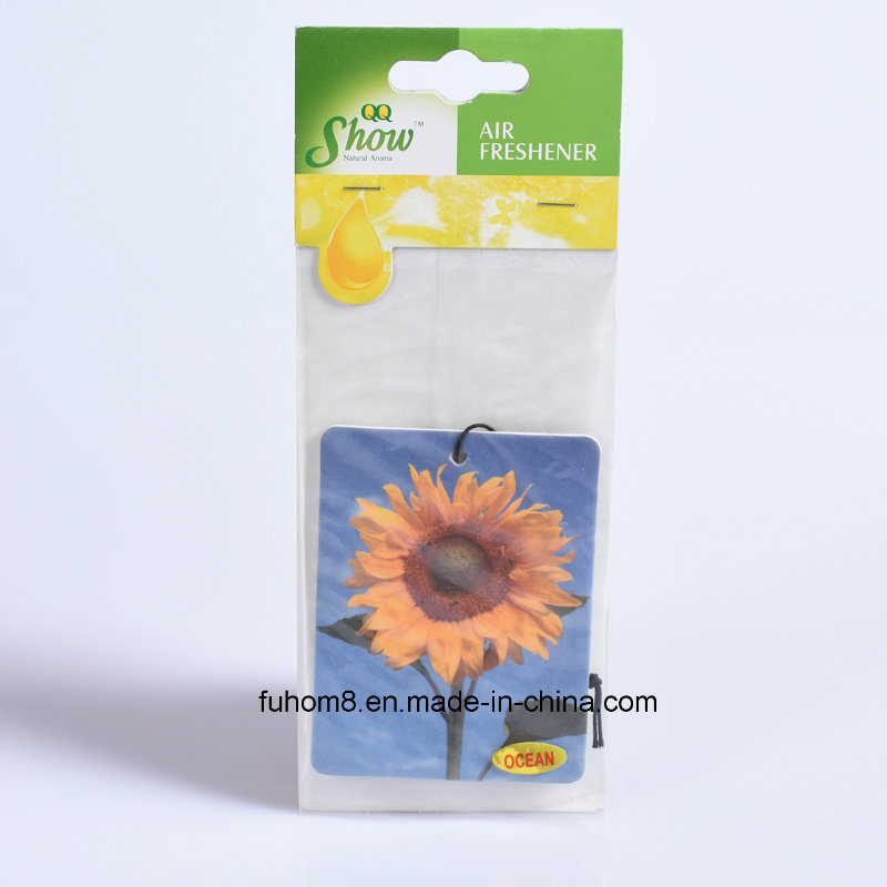 Professional Paper Air Freshener Manufacturer for Gift pictures & photos