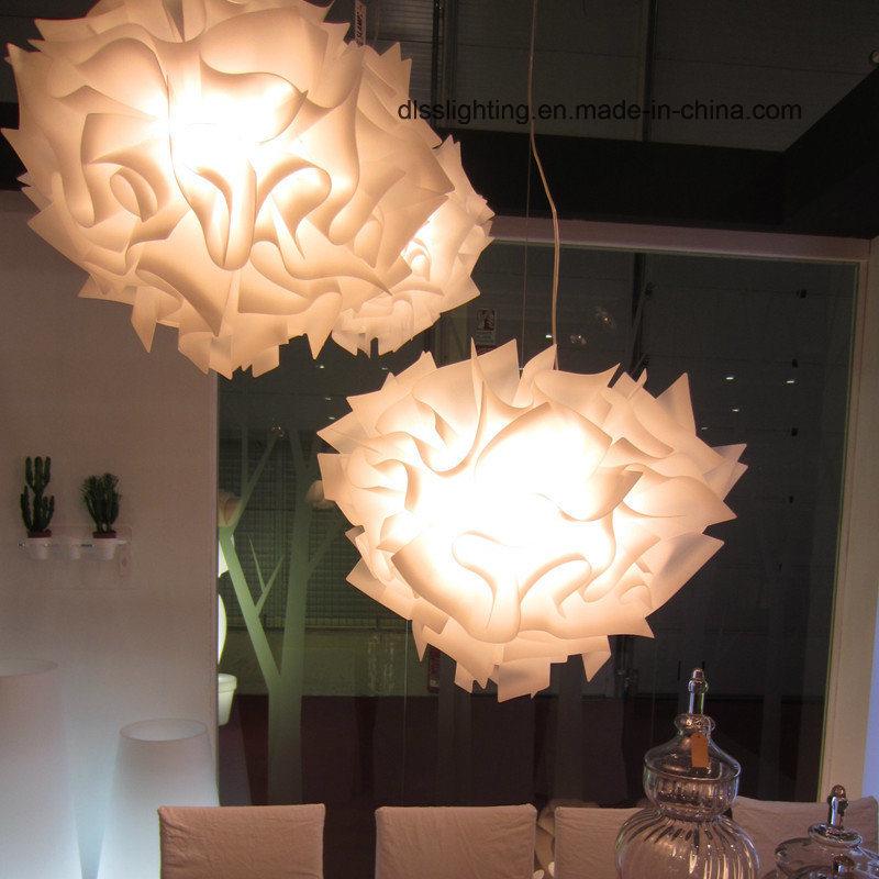 China Modern Replica Lighting Acrylic Fancy Flower Pendant