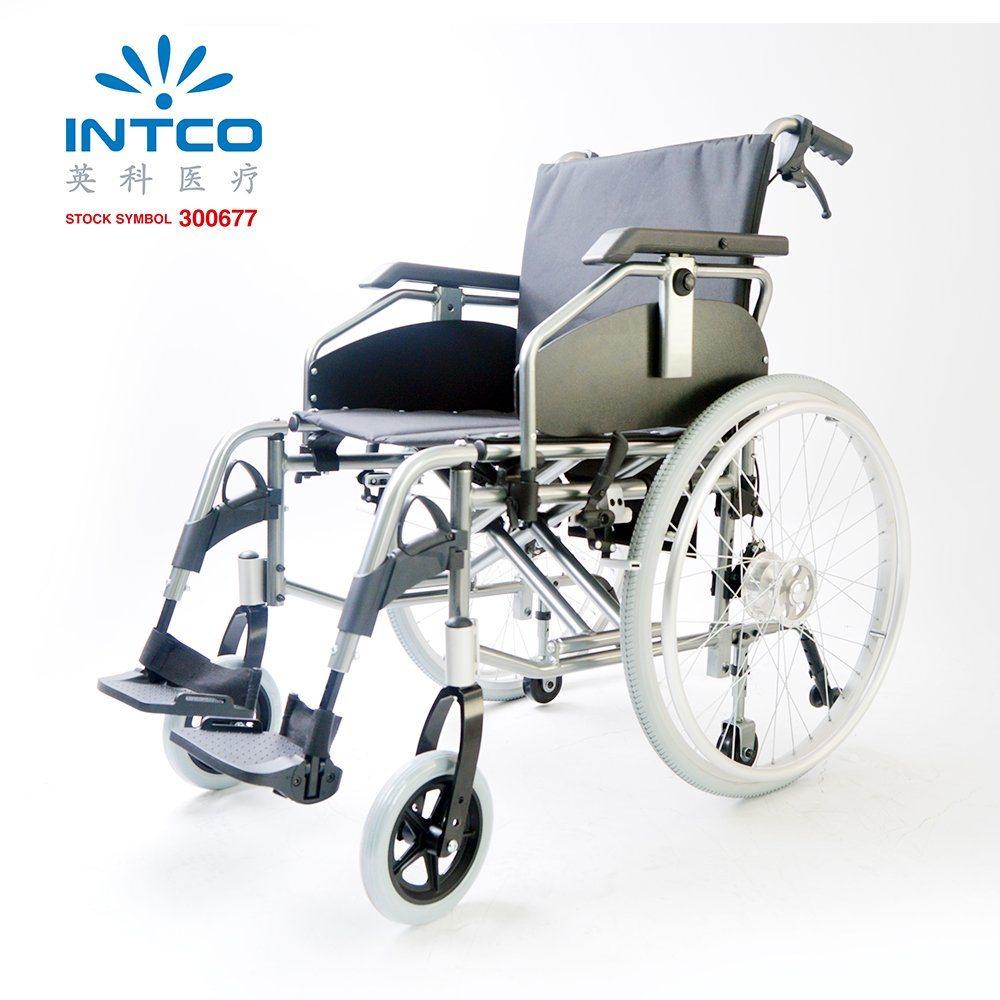 Pleasing China Lightweight Aluminum Manual Wheelchair Seat Height And Machost Co Dining Chair Design Ideas Machostcouk