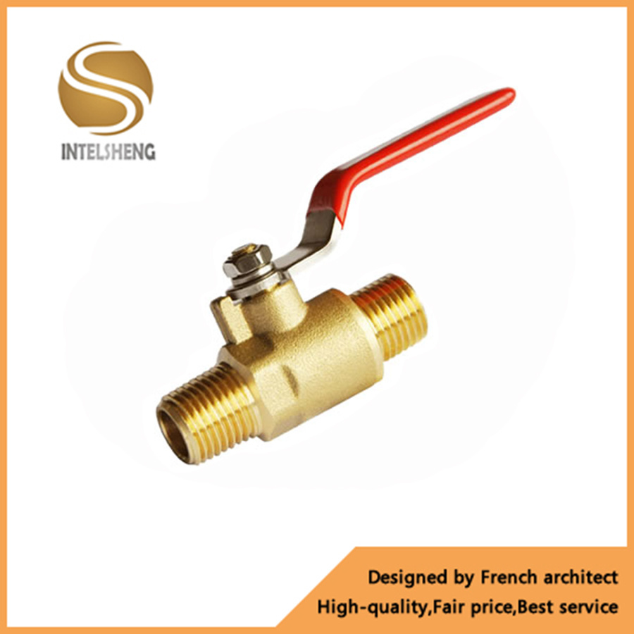 1/2 Inch -2 Inch Water Valve Brass Ball Valve (TB118-000) pictures & photos