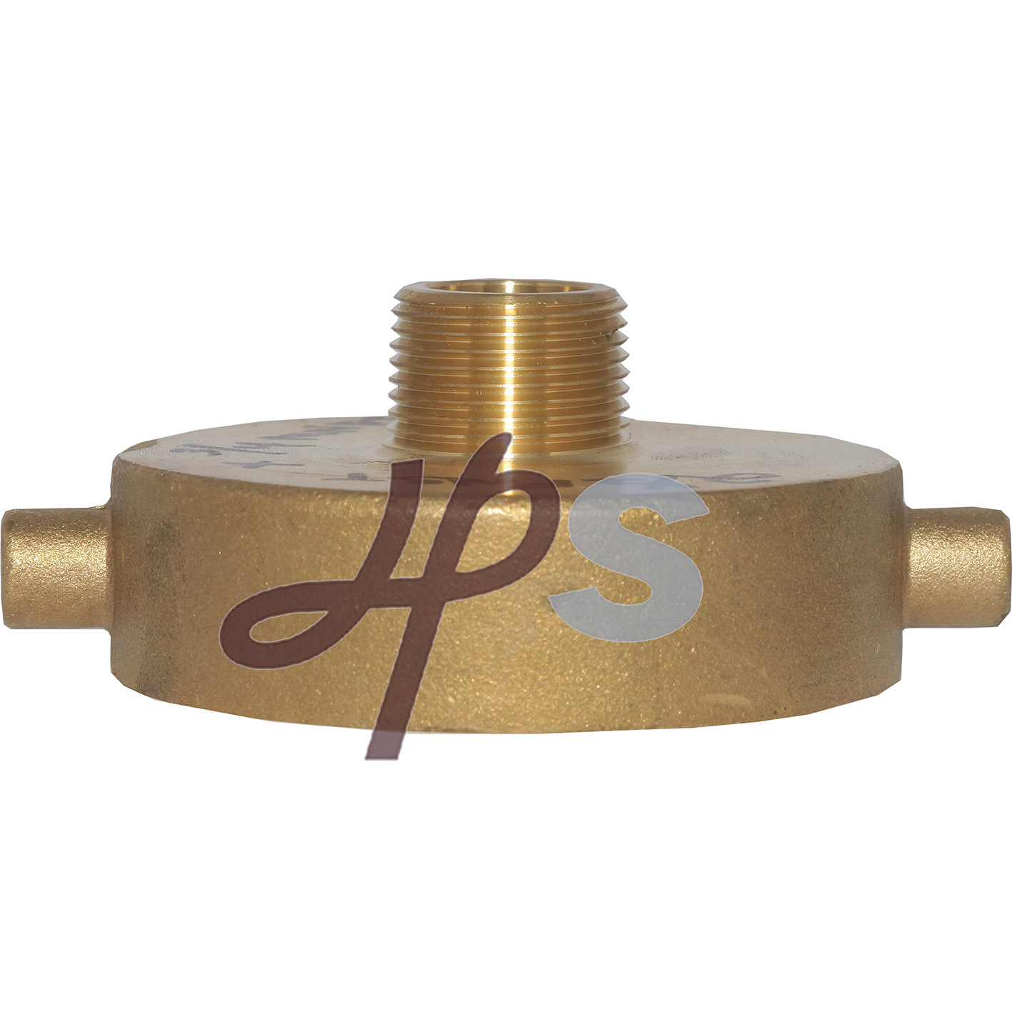 2′′ and 21/2′′ Brass Fire Hose Valve with Aluminum Cap pictures & photos
