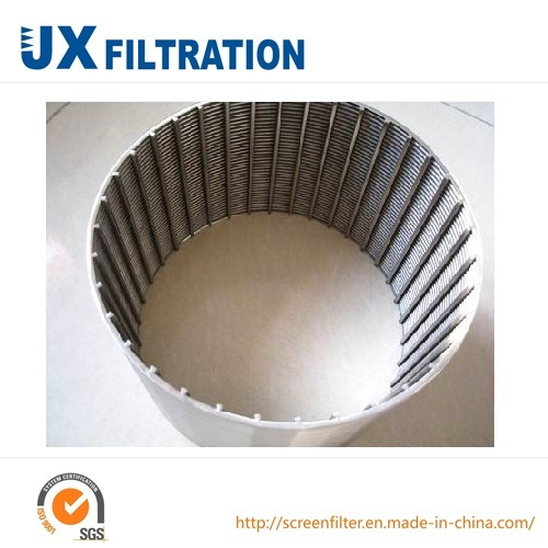 High Effeciency Stainless Steel Screen Pipe