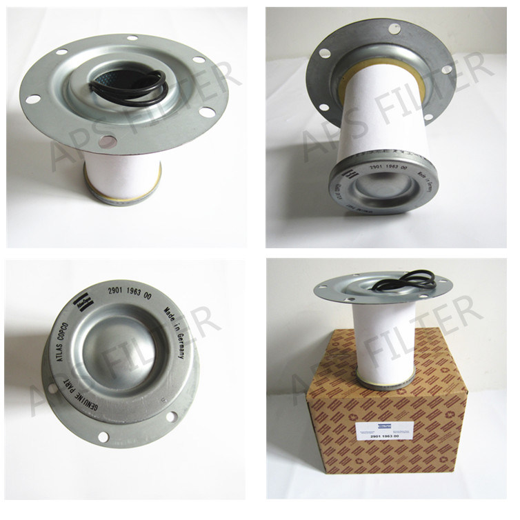 Oil Separator Filter Element 2901196300 for Atlas Copco Air Compressor pictures & photos