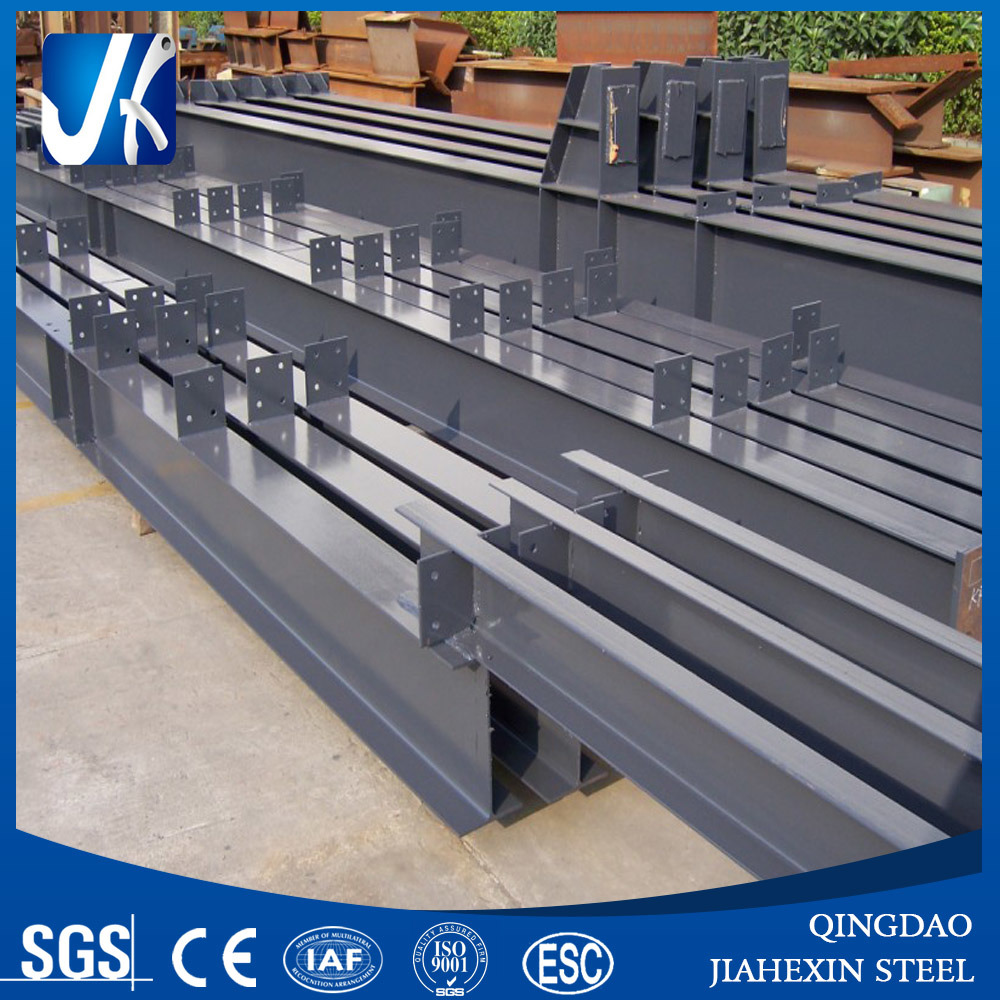 High Quality Commercial Steel Building Steel Structure (JHX-1) pictures & photos