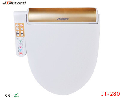Enjoyable Hot Item Modern Water Spray Bidet Heated Electric Toilet Seat Cover Gmtry Best Dining Table And Chair Ideas Images Gmtryco