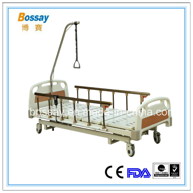 China Foshan Hospital Furniture Electric Adjustable Bed Electric