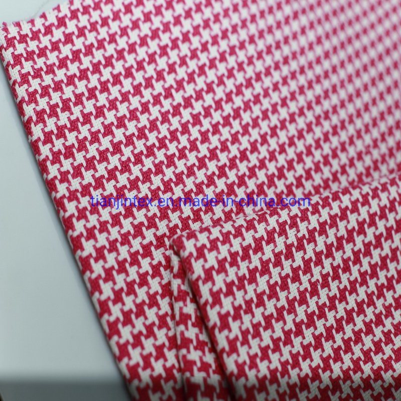 "Yarn Dyed Fabric//Dogtooth Print// 60/"""