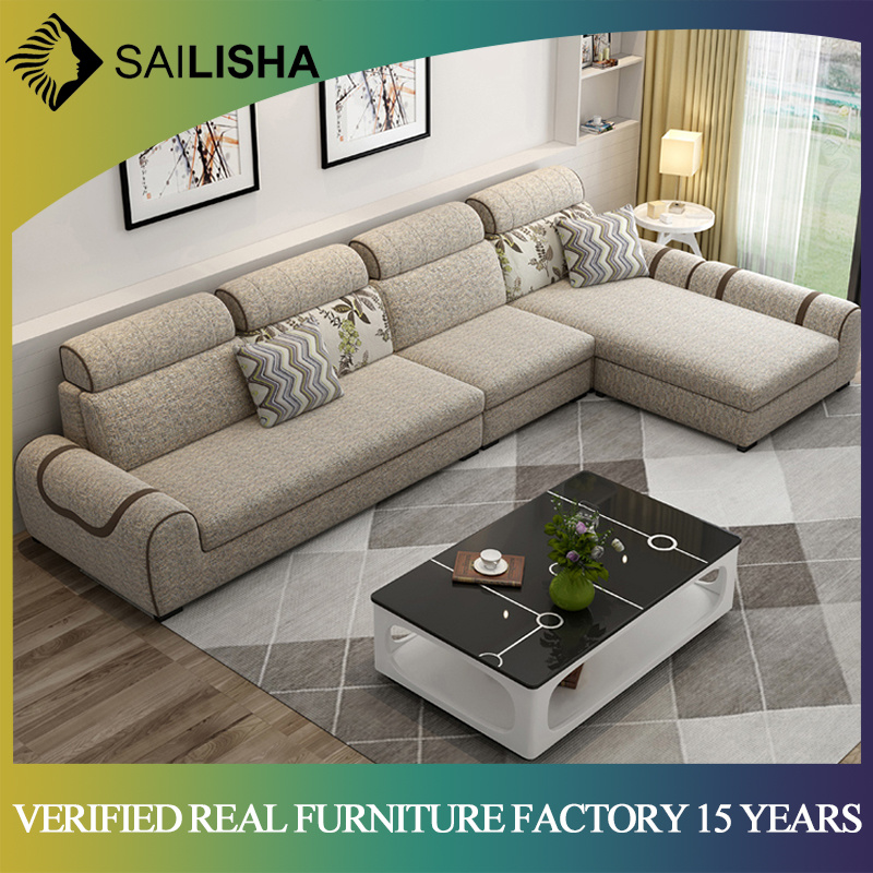 Living Room Sofa Furniture Sofa Sets For Small Living ...