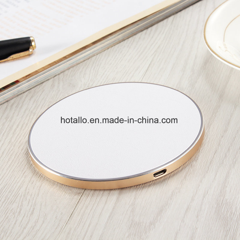 Nice Metal Wireless Charger K1 pictures & photos