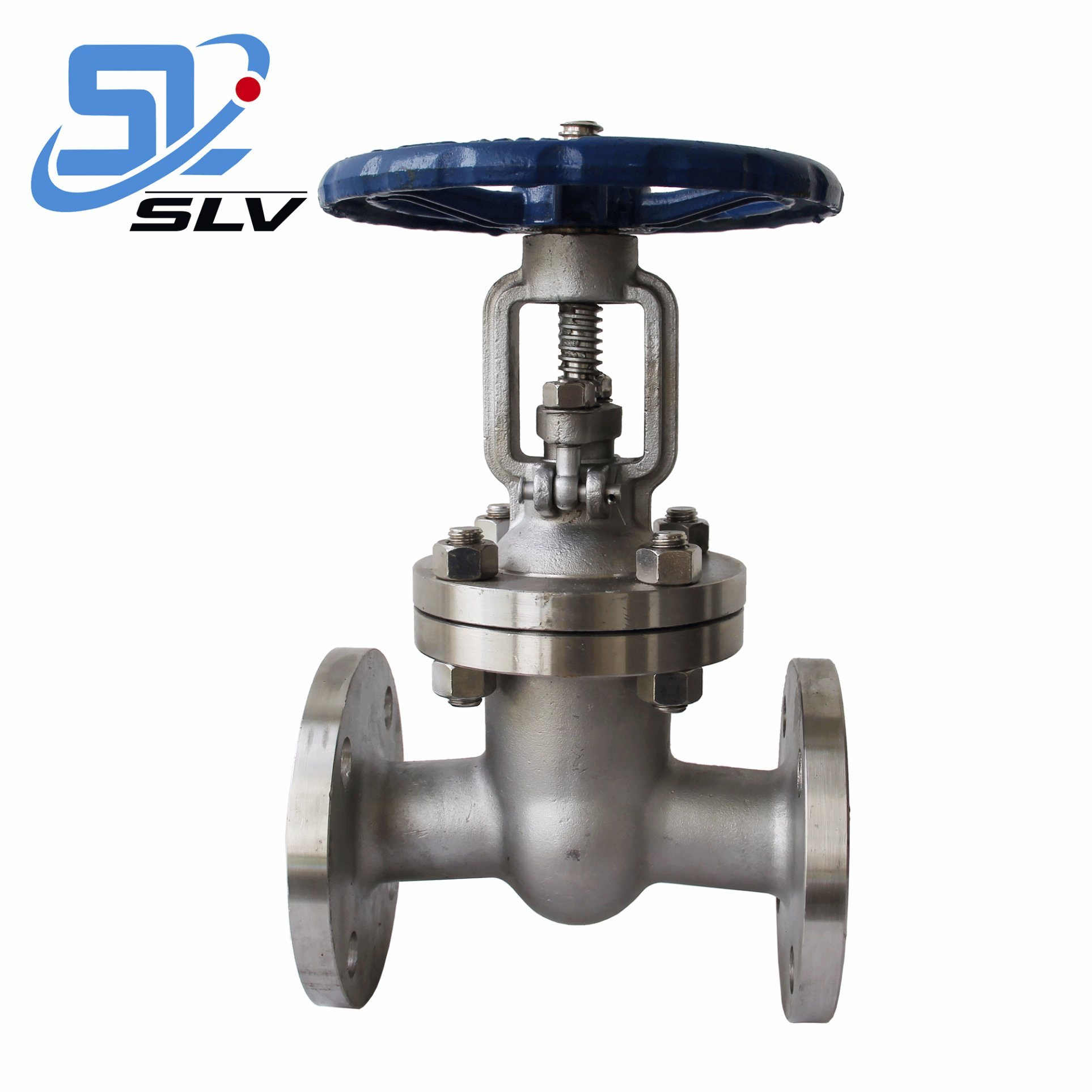 SUS304 Stainless Steel Flanged Stop Gate Globle Check Non Return Valve pictures & photos