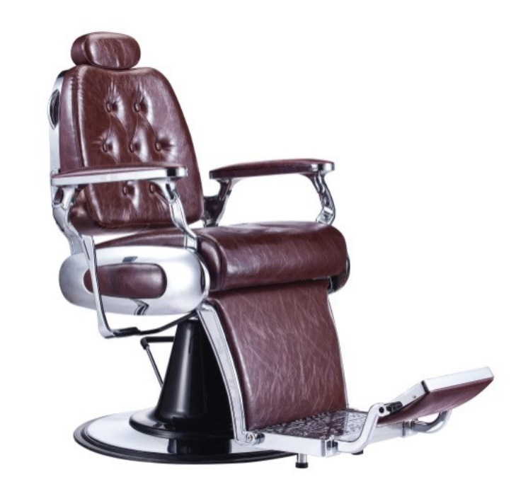 China Saloon Chair Haircut Beauty Parlor Barber Fashion New Design Furniture 2019