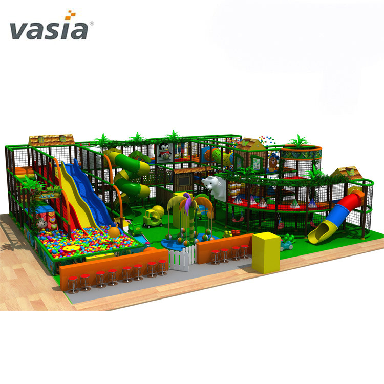 Jungle Gym For Sale >> Hot Item Indoor Jungle Gym For Children Play Play Area Playground Slide For Sale