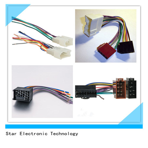china factory car stereo auto radio wire harness connector china rh starconnect en made in china com