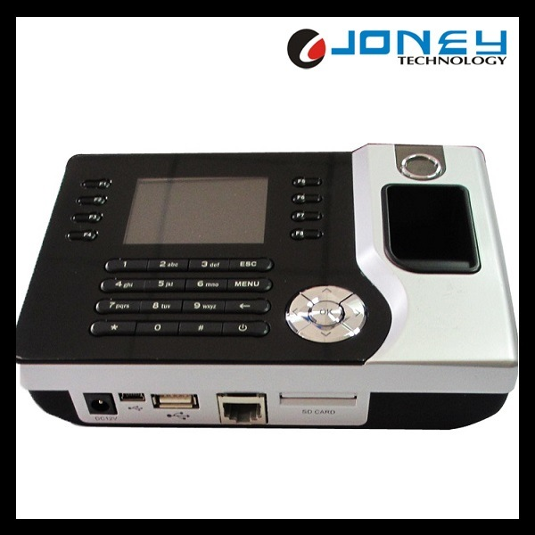 Zk Software WiFi Biometric Time Tracking Fingerprint Time Attendance Recorder (ZDC60T)