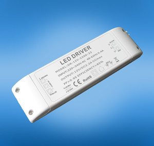 [Hot Item] 40W Triac Dimmable LED Driver for MR16 Lamp LED Strip LED  Lighting