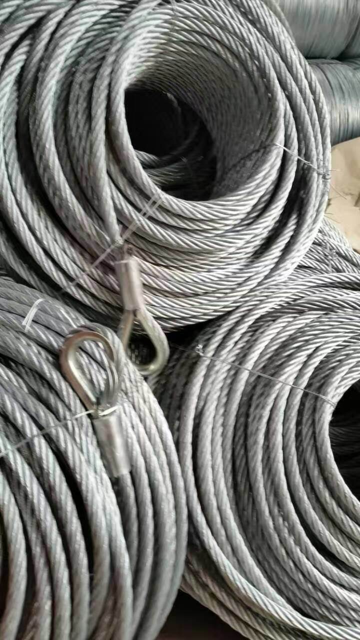 Wire Rope Galvinized Lifting Rope pictures & photos