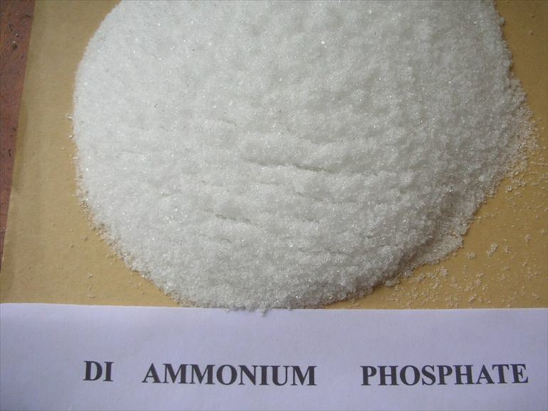 Fertilizer DAP 18-46-0, Diammonium Phosphate