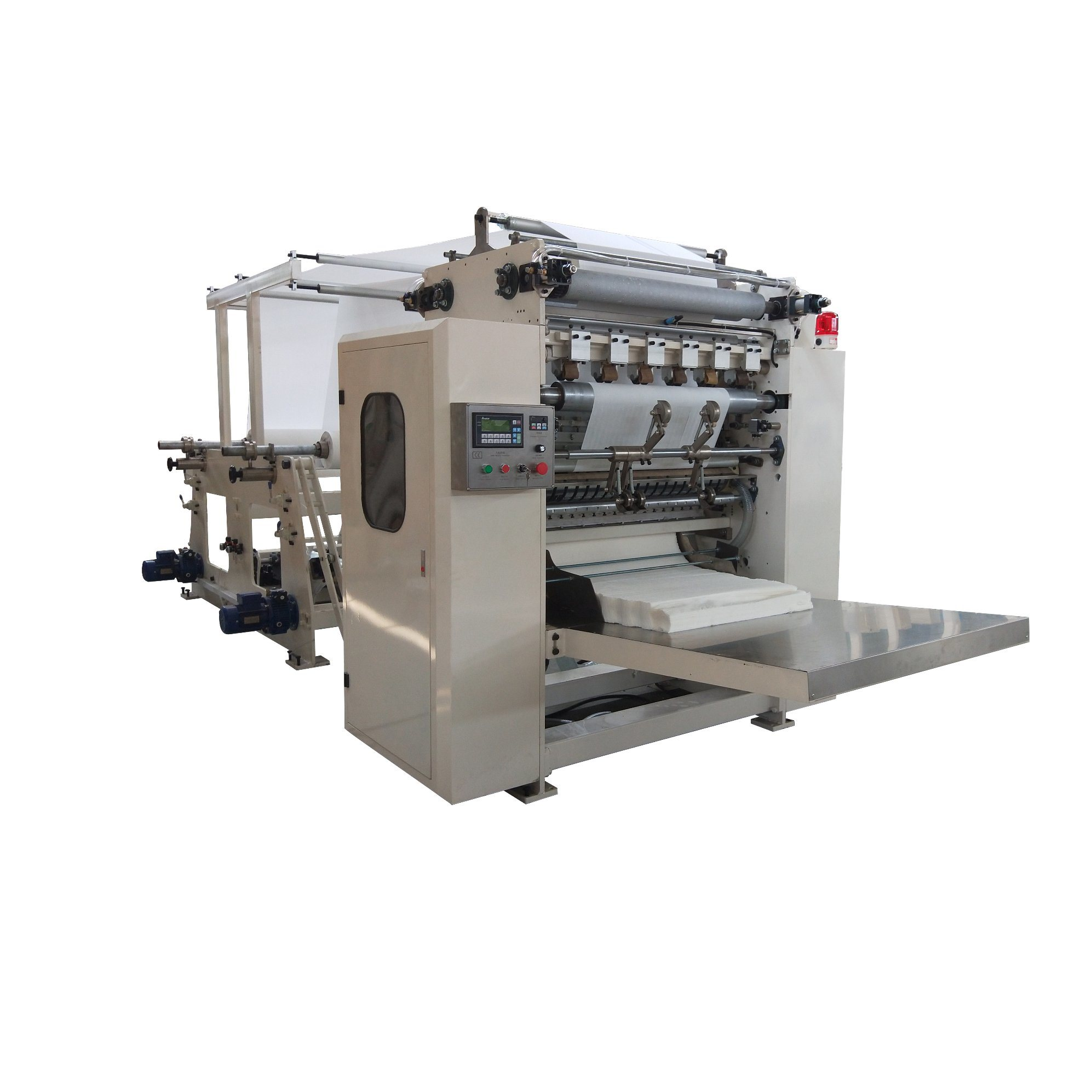 China Automatic Facial Tissue Paper Converting Machine - China Tissue Paper  Converting Machine, Paper Converting Machine