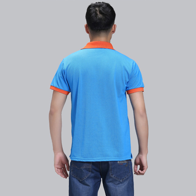 China Oem Unisex Uniform Polo Custom Work Polo Wear Photos