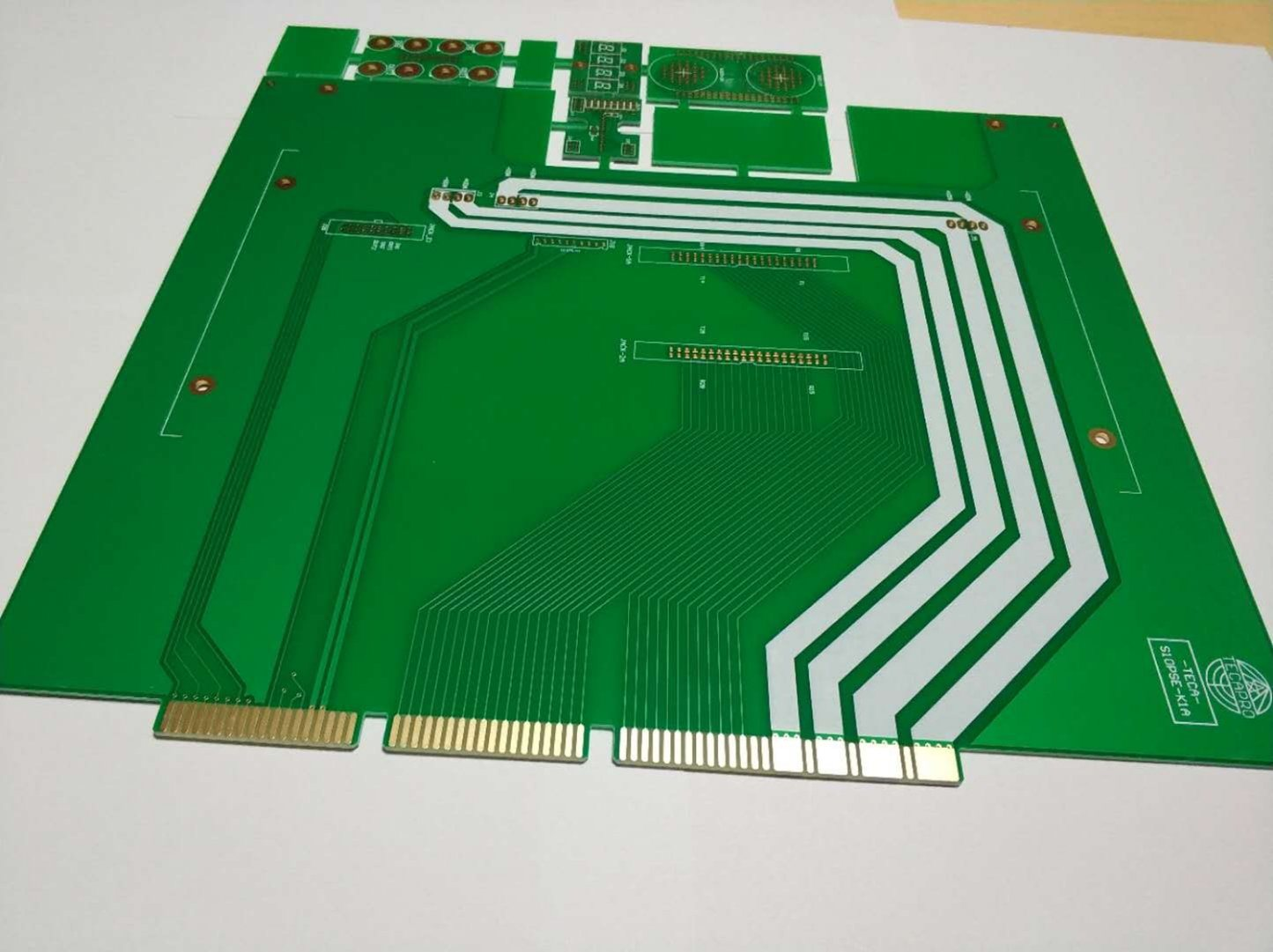 China Quick Turn 100 E Test Quality Printed Circuit Board Pcb Production Buy Boardpcb Hdi