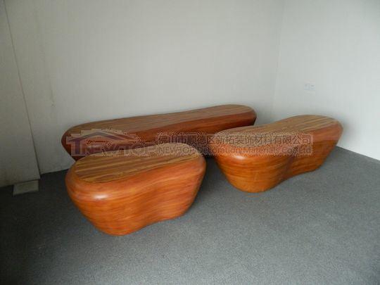 China Fibergl Frp Outdoor Furniture