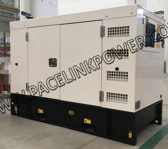[Hot Item] 20kVA 20 kVA Silent Diesel Generating Set Powered with Perkins  Engine with Ce/ISO