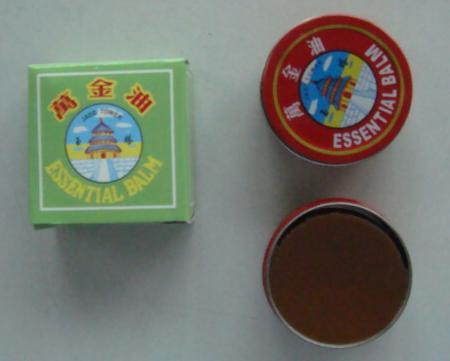 Essential Balm - Chinese Tiger Balm (Jade Tower brand) pictures & photos
