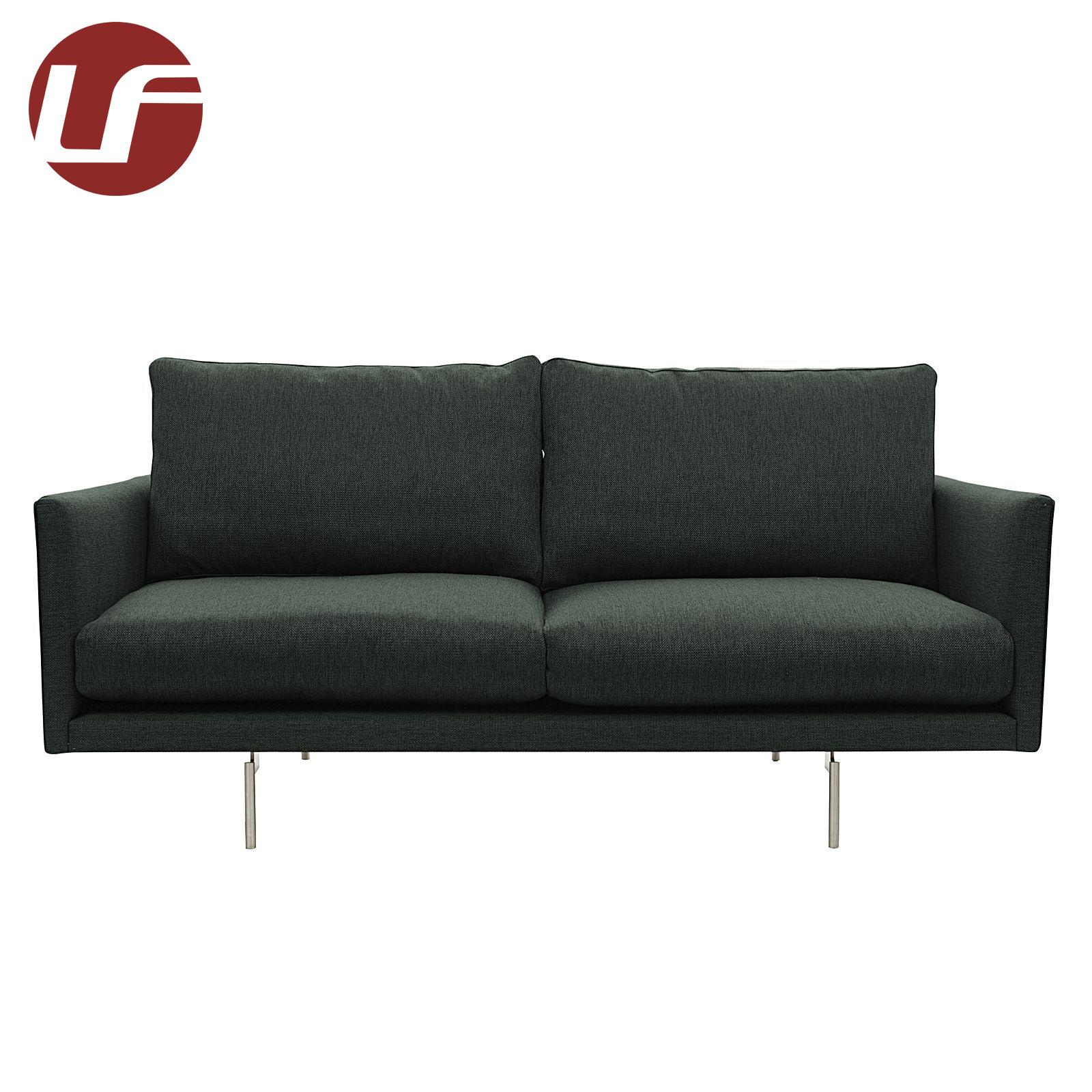 [Hot Item] Custom Contemporary Italian Fabric Sofa for Living Room Furniture