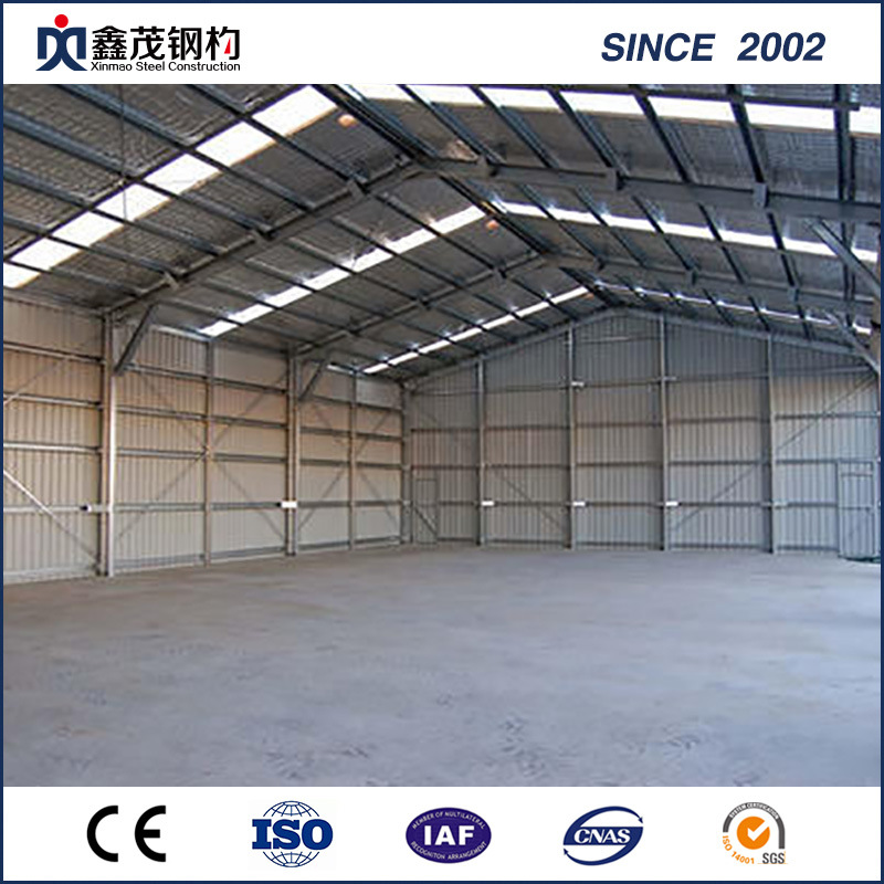 China Large Span Matal Material Steel Structure Building Steel Frame ...