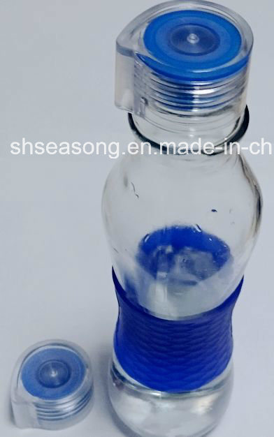 Plastic Cap with Silicon / Bottle Cap / Bottle Cover (SS4309)