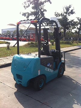 JAC Electric Forklift Cpd15/ JAC Electric Forklift Truck with AC Motor pictures & photos