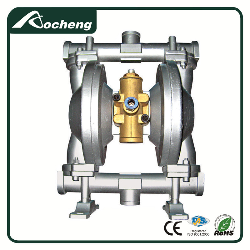 Qby Air Operate Double Diaphragm Pump