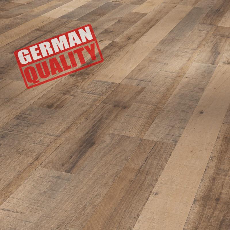 China U Groove 8mm Self Adhesive, Adhesive Laminate Wood Flooring