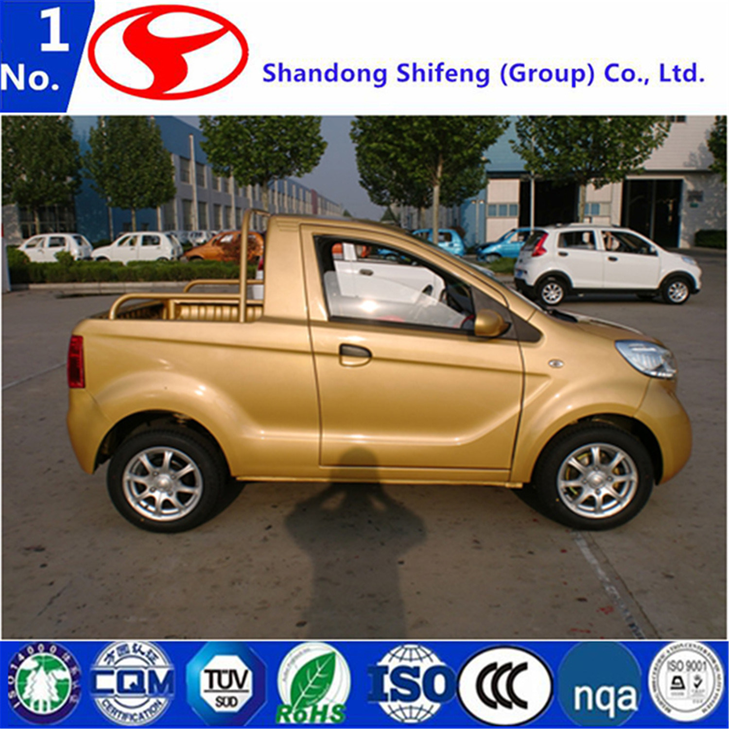 China 4 Wheels Cheap Electric Cars for Sale Made in China Photos ...