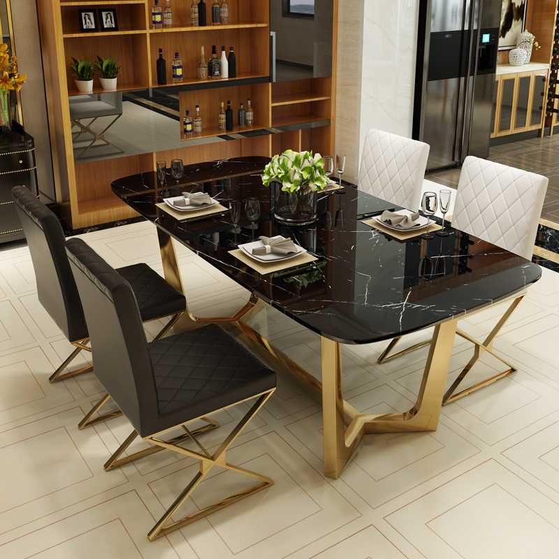 Stainless Steel Dining Table Legs