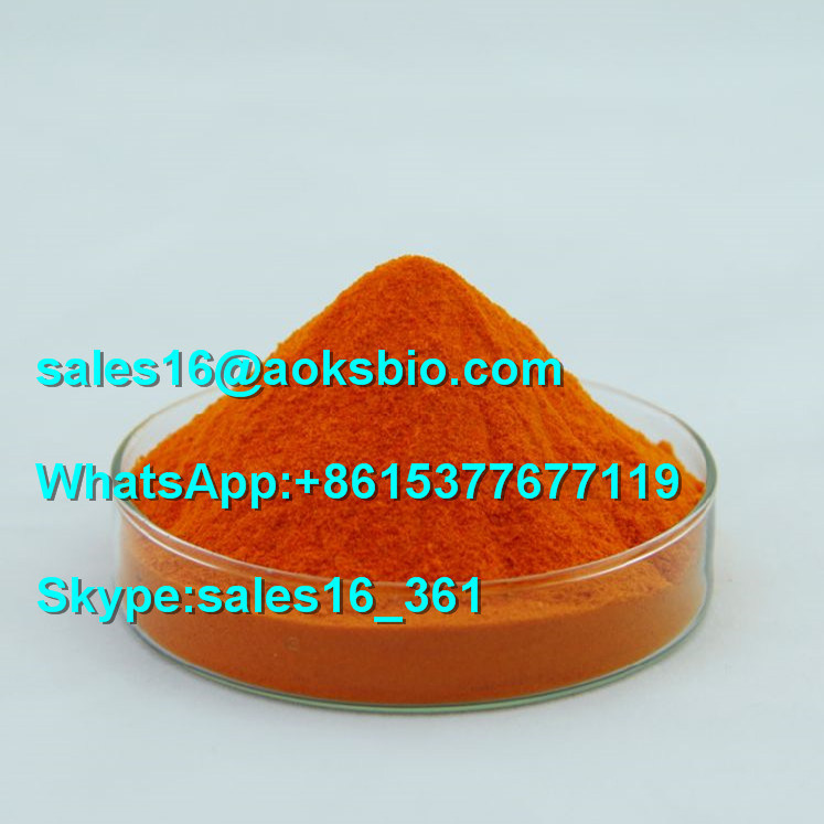 Riboflavin Vitamin B2 Riboflavin Powder with Best Price CAS 83-88-5 pictures & photos