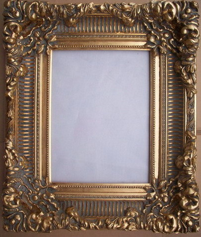 China Wooden Oil Painting Frames (WT005) - China Photo Frame, Photo ...