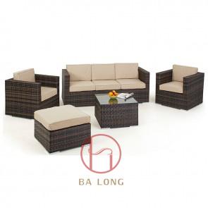 Prime Hot Item 3 Seat Sofa Set With Free Footstool Lamtechconsult Wood Chair Design Ideas Lamtechconsultcom