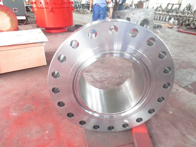 "2-1/16"" 5m Threaded Flange for Wellhead with API 6A"