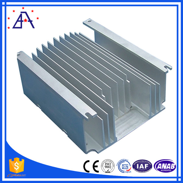 Meet All Need of Various Aluminum Heat Sink/Aluminium Radiators