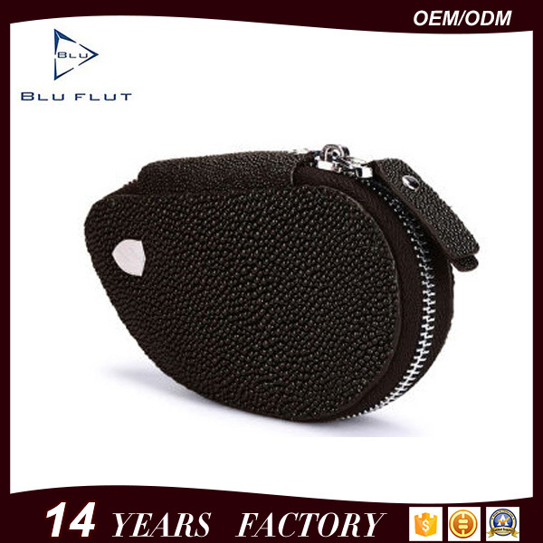 China Leather Key Loop Wallet Card Holder And Key Case China Key Case And Card Holder Price